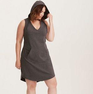 Torrid Hoody Dress size 5/6